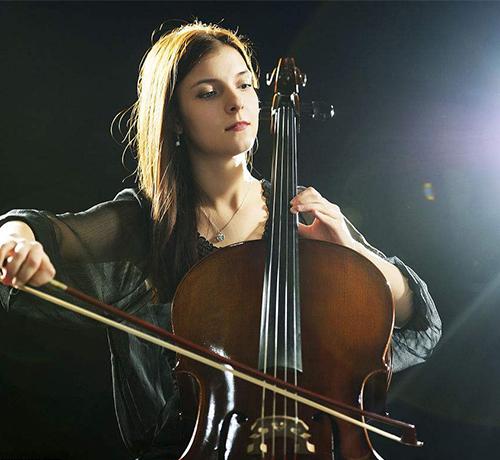 大提琴表演