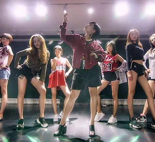 重庆爵士舞蹈表演
